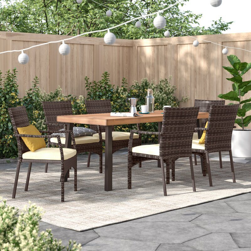 10 deck furniture ideas for 2021