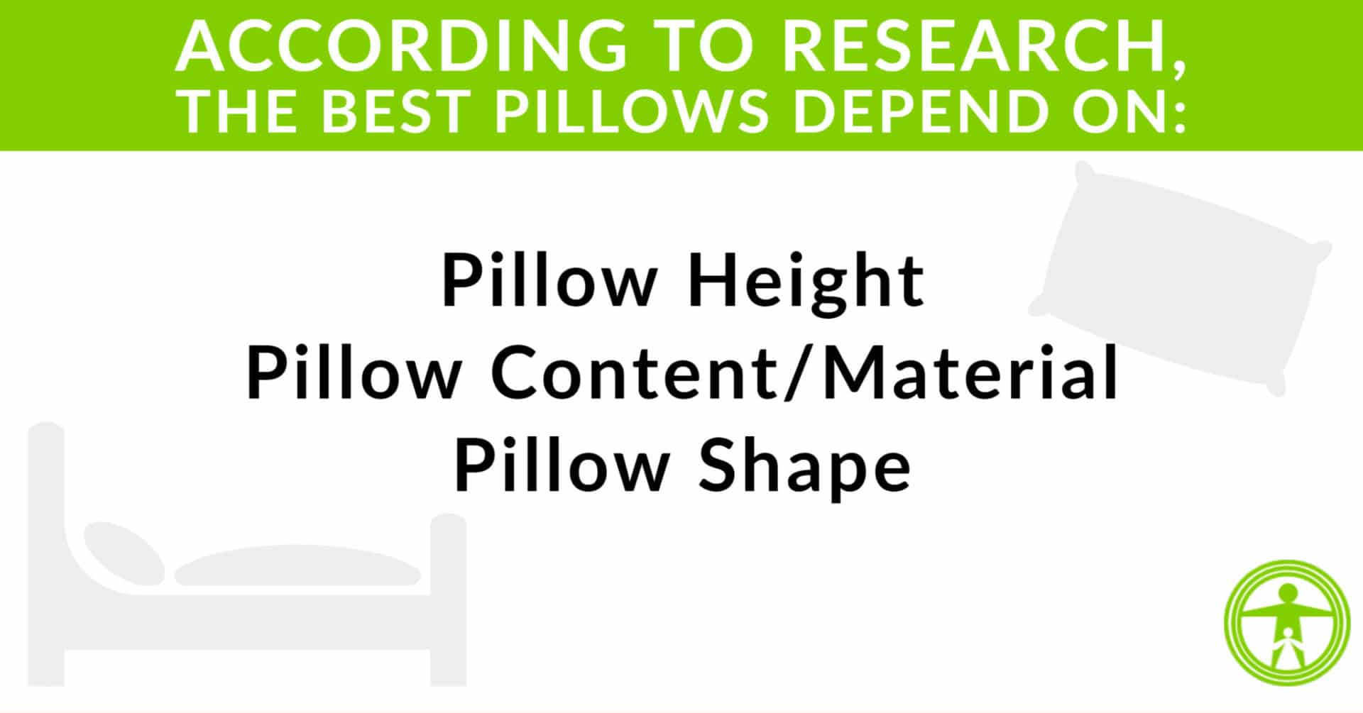 the best pillow for neck pain family