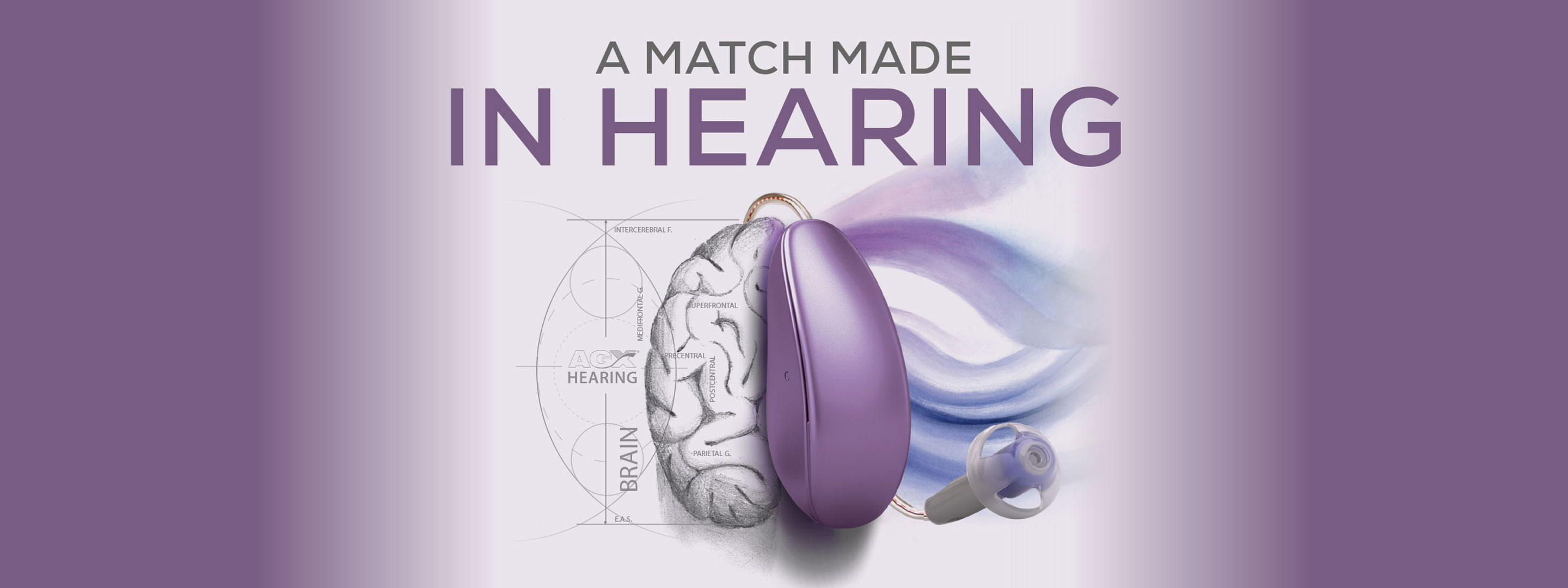 Hear Soft Speech More Naturally With AGX® Technology