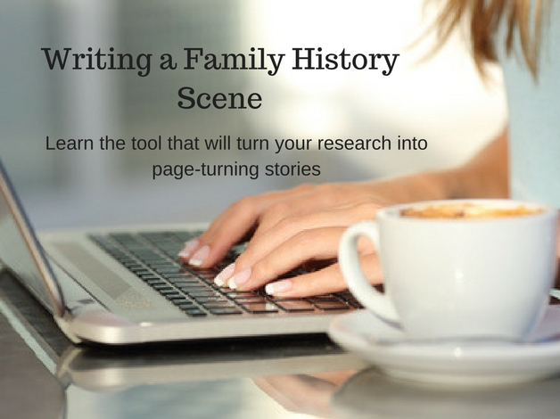 Writing a Family History Scene