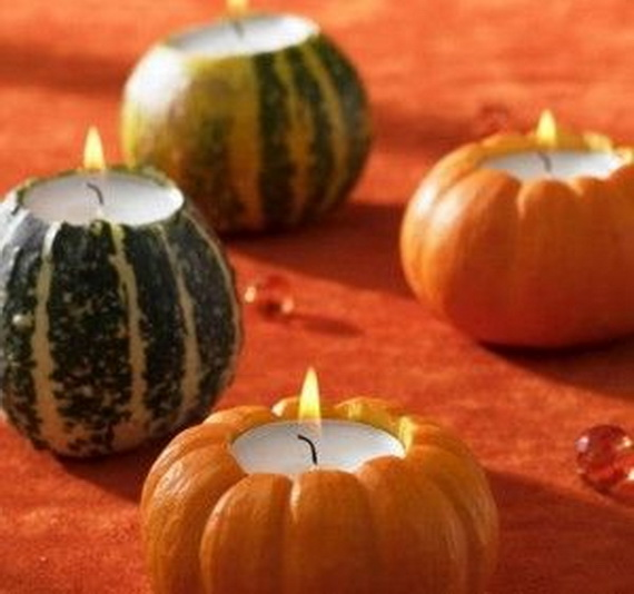 Thanksgiving Holiday Candle Family Guide To