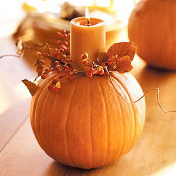 Thanksgiving Holiday Candle Display Ideas Family Holiday