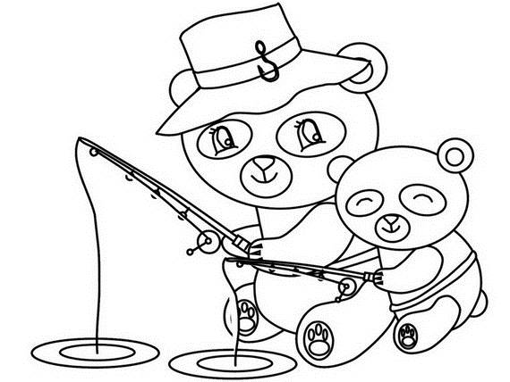 Happy Fathers Day Coloring Pages For Kids Family Holiday Net Guide To Family Holidays On The Internet