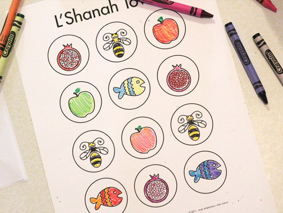 Best Rosh Hashanah Crafts For Kids Family