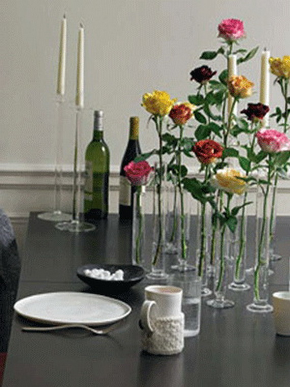 Unique Elegant And Impressive Romantic Valentines Day Table Settings Family