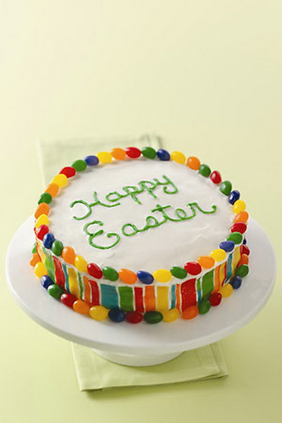 Ideas Easter Cake Decorating