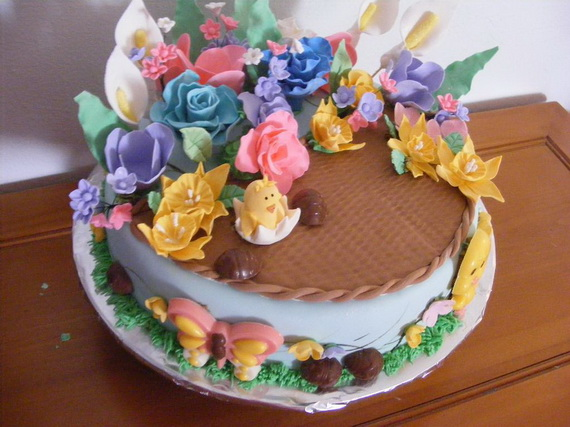 Cake Decorating Ideas Easter