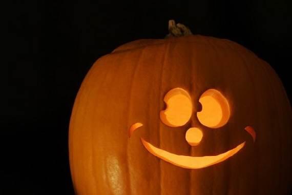 Cool Easy Pumpkin Carving Ideas _27