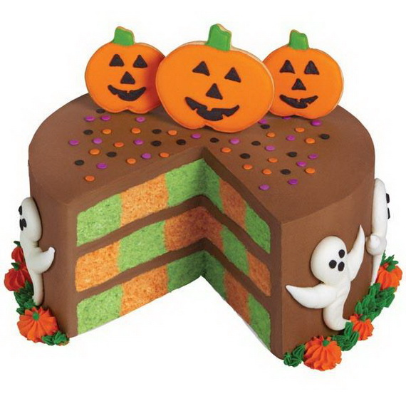 Halloween Inspired Cakes and Decorating Ideas From Wilton   family     Halloween Inspired Cakes and Decorating Ideas From Wilton 08