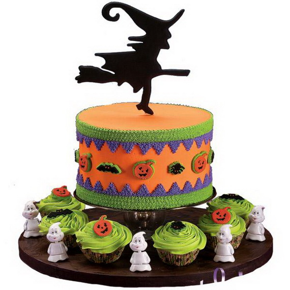 Halloween Inspired Cakes and Decorating Ideas From Wilton   family     Halloween Inspired Cakes and Decorating Ideas From Wilton 30