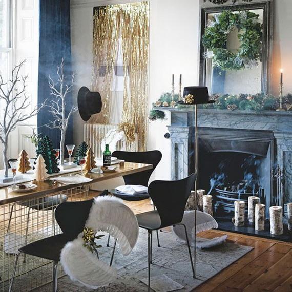 Modern Christmas Decorating Ideas Family