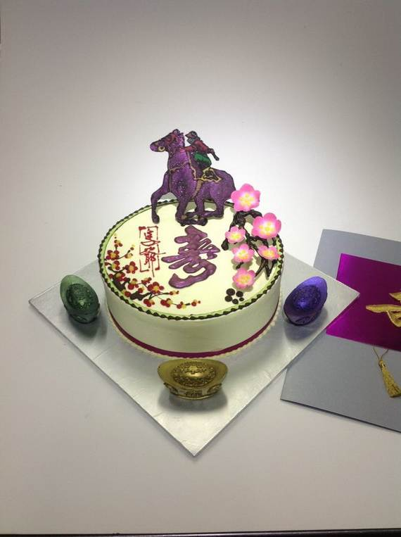 50 Fantastic Chinese Cake Decorating Ideas Family