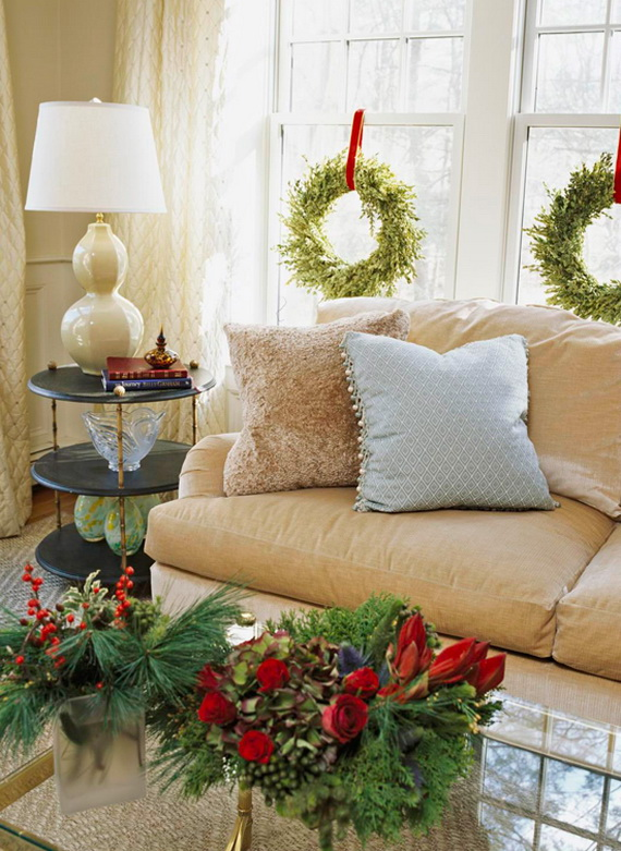 80 Easy And Elegant Holiday Decor Tip Ideas Real Simple