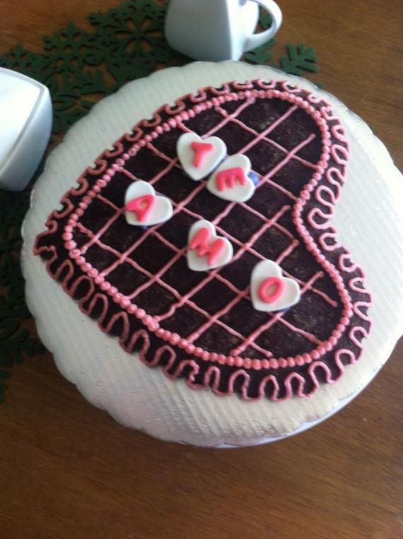 55 Fabulous Valentine Cake Decorating Ideas Family