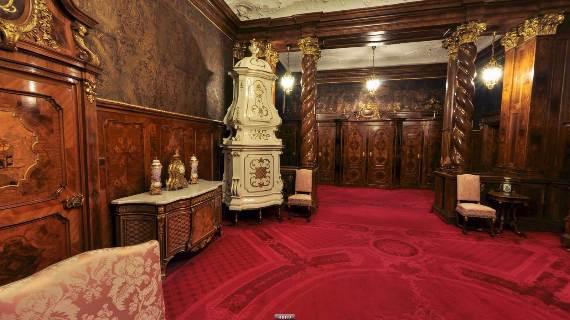 Spectacular Peles Castle In Romania Part 2 Family