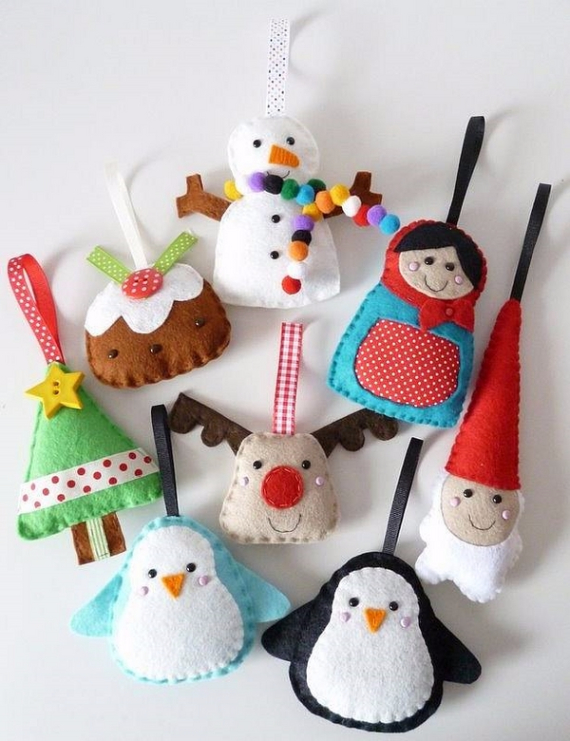 Diy Reindeer Logs These Are The Best Homemade Christmas Decorations Craft Ideas