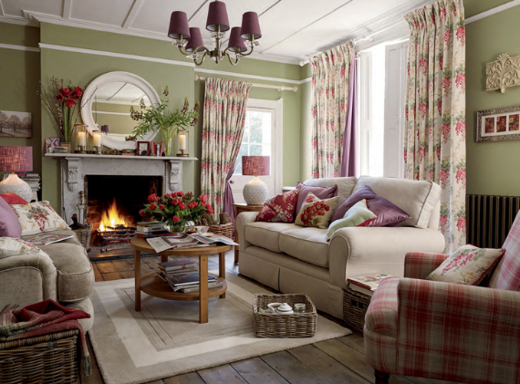 Autumn Winter 2015 English Fashion Brand Of Laura Ashley