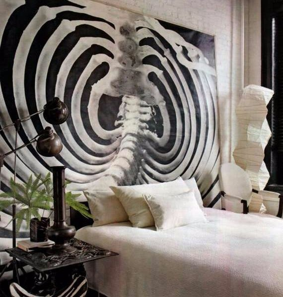 30 Spooky Bedroom Dcor Ideas With Subtle Halloween
