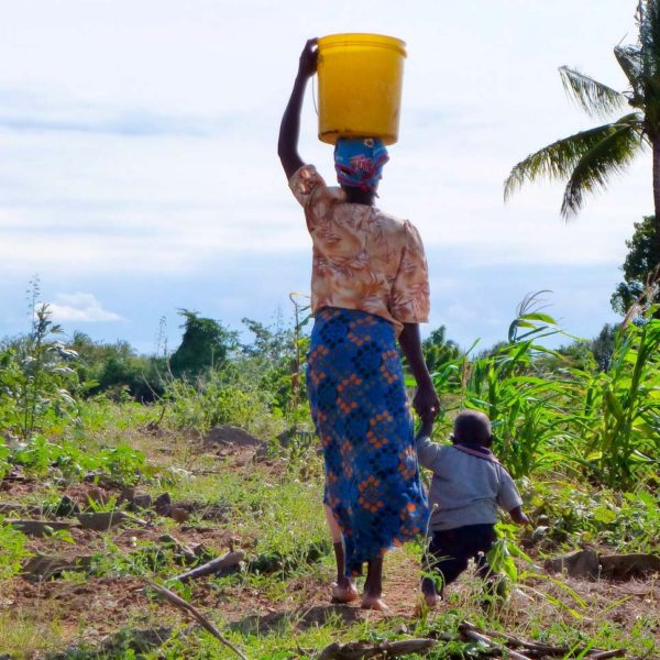 WOMEN AND GIRLS SPEND OVER 200 MILLION HOURS PER DAY COLLECTING WATER.