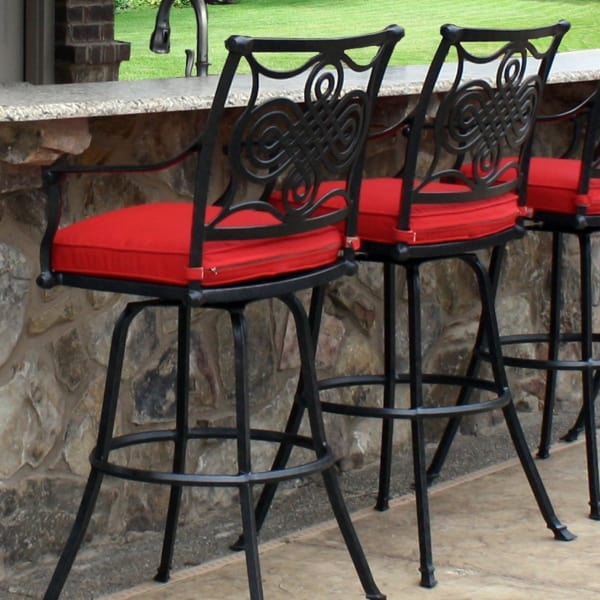 bar height patio furniture clearance Salina Counter Height Stools Clearance