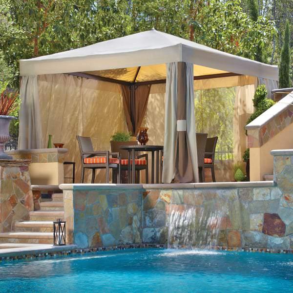 12' x 12' Garden Pavilion on Backyard Discovery Pavilion id=13674