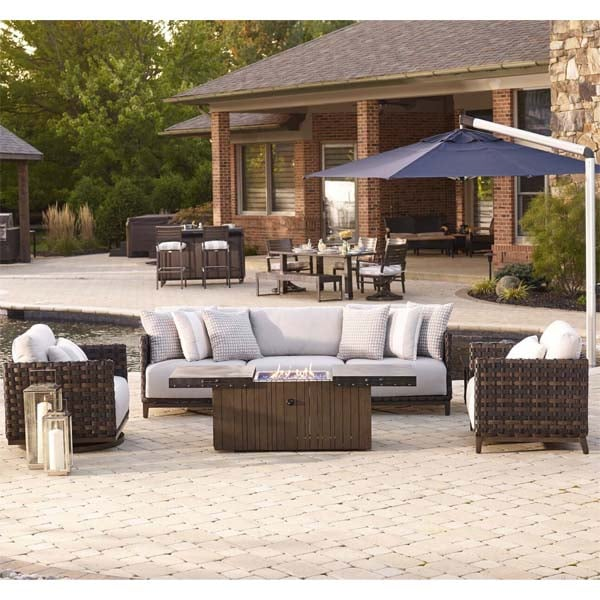 plank and hide patio furniture