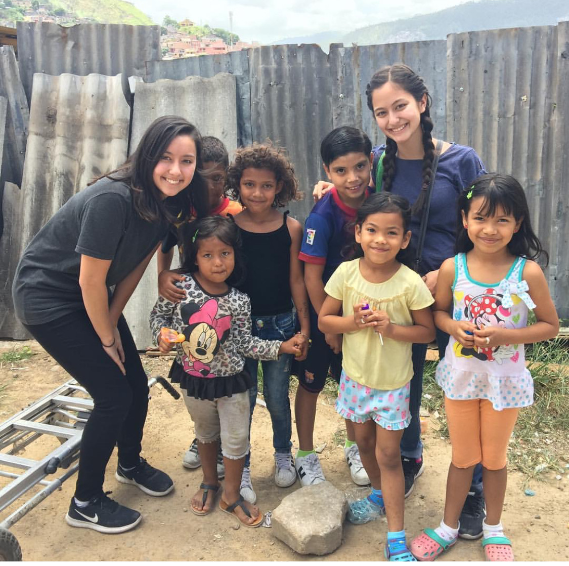 Latin America Outreach