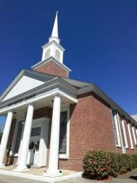 Our friends, the First Baptist Church of Beaufort