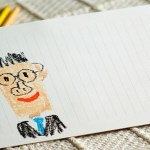 父の日の無料イラスト!ぬりえやカードなどに使えるかわいい素材集