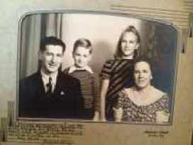 Leo & Mildred Wickizer Family