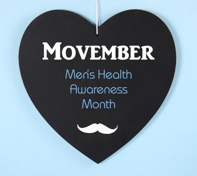 Happy Movember! Bringing Awareness to Men's Health