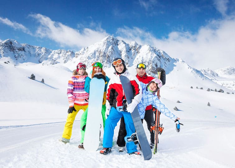 Special Easter Ski Holiday Offer