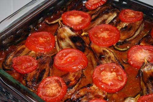 Persian Eggplant Stew (khoreshteh qiemeh bademjoon) by FamilySpice.com