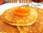 Grand Marnier Souffle {Pancakes}