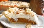 Dreamy High Pumpkin Pie