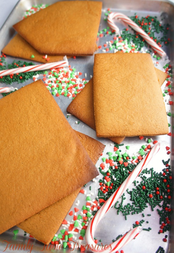 How To Make A {Gingerbread House} {Part I}