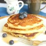 Easy Fluffy Pancake Recipe