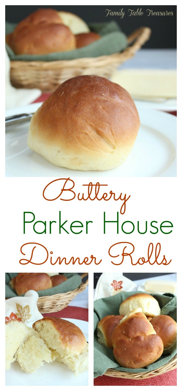 Parker House Rolls Recipe