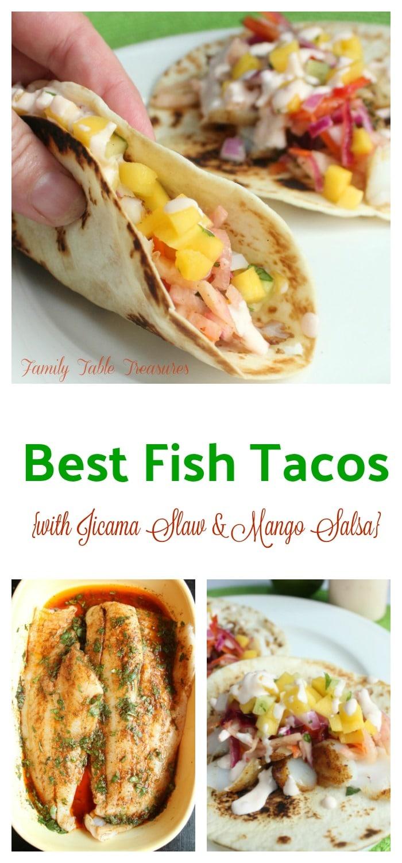 Best Fish Taco Recipe