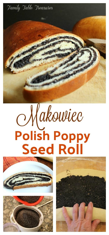 Polish Poppy Seed Roll