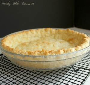 Mom's No Fail Flaky Pie Crust