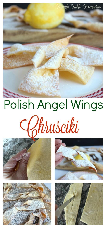 Polish Angel Wings