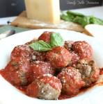 Best Italian Meatball Recipe
