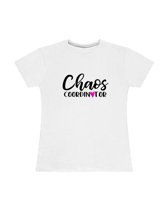 Chaos Coordinator Womens T Shirt