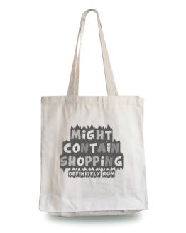 Might Contain Rum Tote Bag