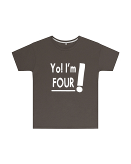 Yo! I'm Birthday T Shirt