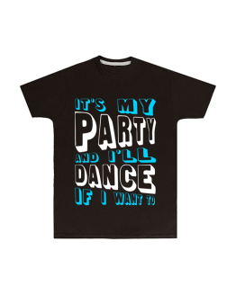 It's My Party T Shirt Childrens