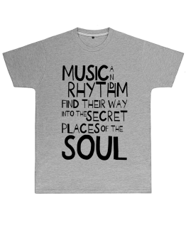 Music Rhythm Soul T Shirt
