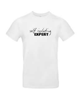 Self Isolating Expert T Shirt