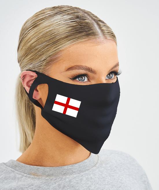 England Euro 2020 Face Covering